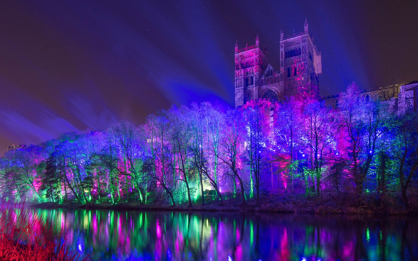 Lumiere Durham Light Festival